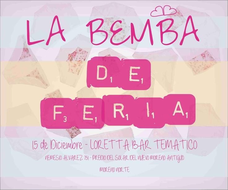 ¡¡¡Feria Loretta!!!