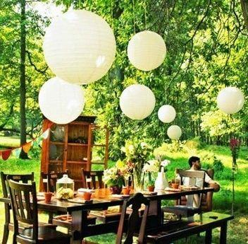 Дешевое 10 '' ( 25 см ) 10 шт./лот китайский бумажный фонарь, круглый светильник, свадебный декор глим, фестивал