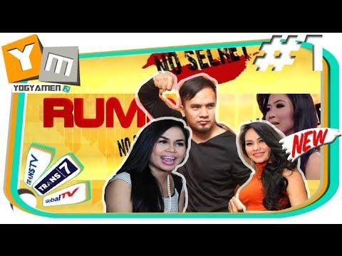 RUMPI NO SECRET(#1) - SPESIAL, SAIPUL JAMIL, MELANEY RICARDO, KARTIKA PU...