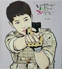 Image result for descendants of the sun wallpaper