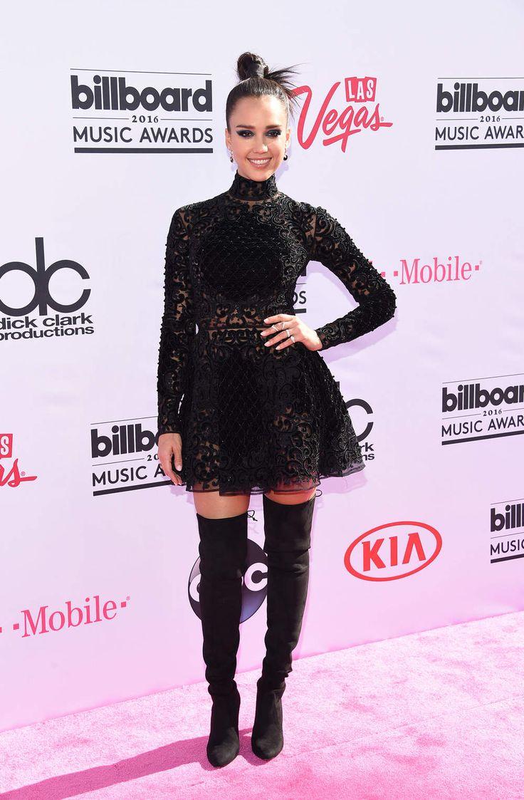 Le photocall des Billboard Awards 2016: Jessica Alba