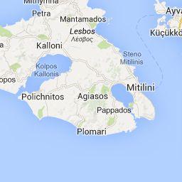 Lesbos vakantie - Informatie en tips Griekse eiland Lesvos Mytilini