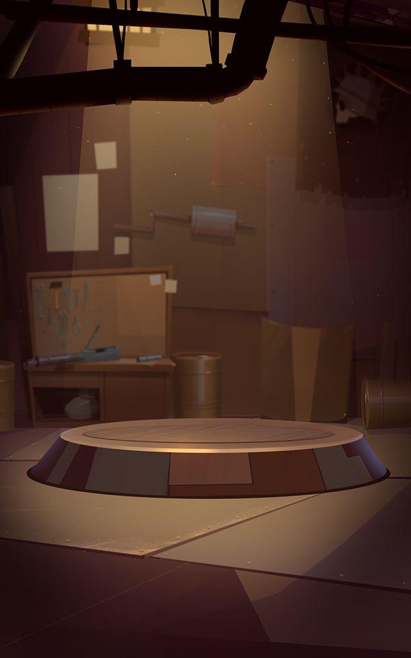 Desert Rats. Visual development for mobile game on Behance