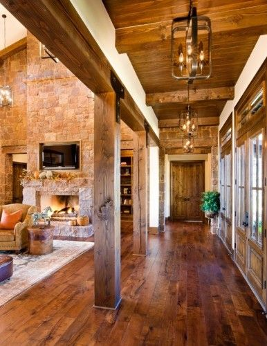 25 Best Ideas About Exposed Beam Ceilings On Pinterest