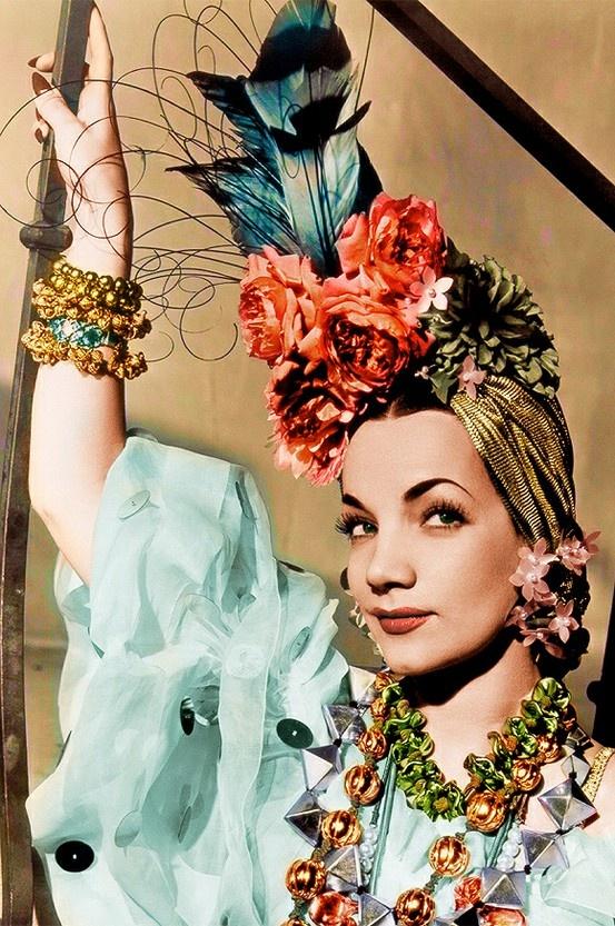 Carmen Miranda - That Night in Rio, 1941