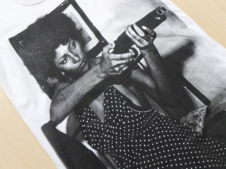 Pam Grier Koffy Foxy Brown Funk Rock T-Shirt Vest Tank Top by therockhall on Etsy https://www.etsy.com/listing/214895847/pam-grier-koffy-foxy-brown-funk-rock-t