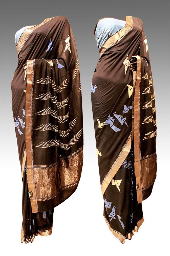 Mangalgiri cotton printed Saree (VKSR508)priyankaSee our latest product upoloaded on our website...