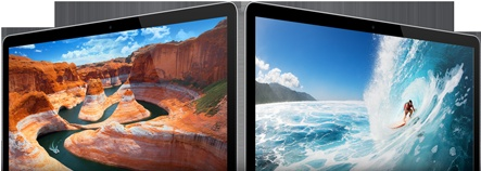 MacBook Pro RetinaDisplay
