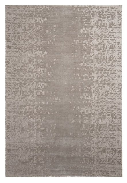 A top shot of 'Maestro Matrix - Taupe' by Limited Edition. Maestro is made out of wool and silk. | www.le.be | Collection 2015 #bespoke #rugs #carpets #madeinbelgium #soft #tufted