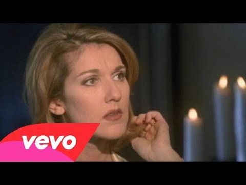 I LOVE YOU - Celine Dion ( lyrics ) - YouTube