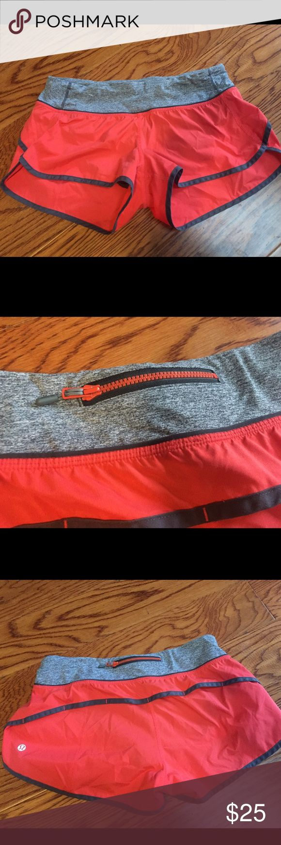 Lululemon speed shorts size 6 GUC Smoke and pet free home. Discount of 20% if 2 or more items are purchased lululemon athletica Shorts