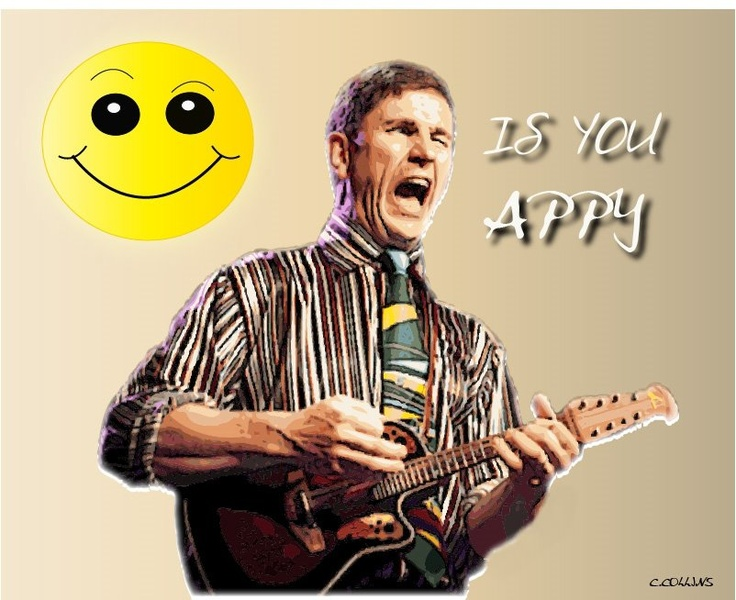 Is you Appy?! Buddy Wasisname
