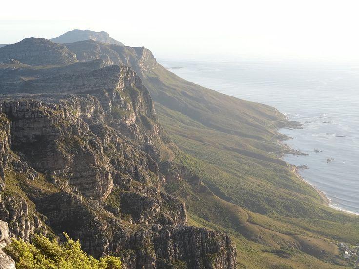 Depuis Table Mountain