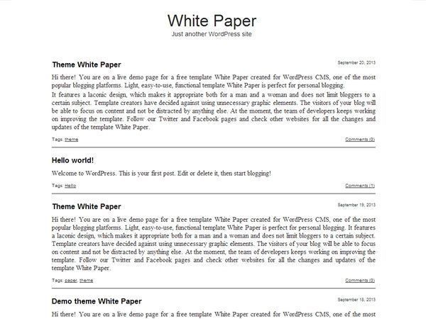White Paper Template Word Unusual White Paper Template Of 40