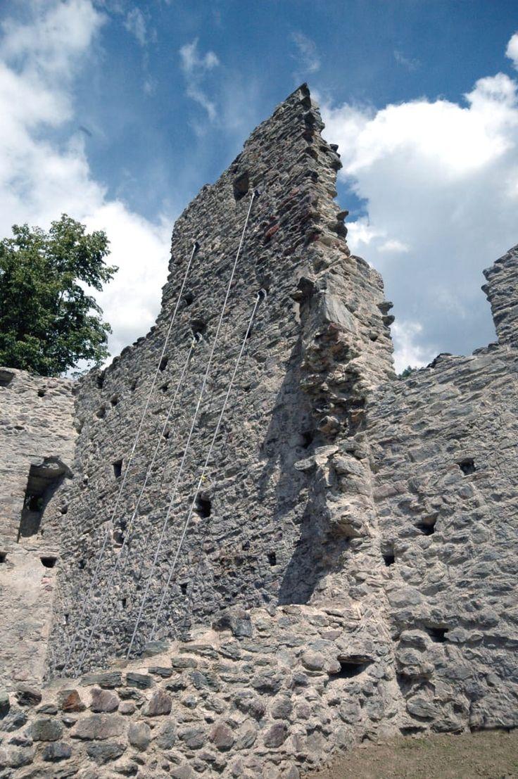 Guiducci e Mercandelli architetti associati · Il Castello dei Venosta di Bellaguarda