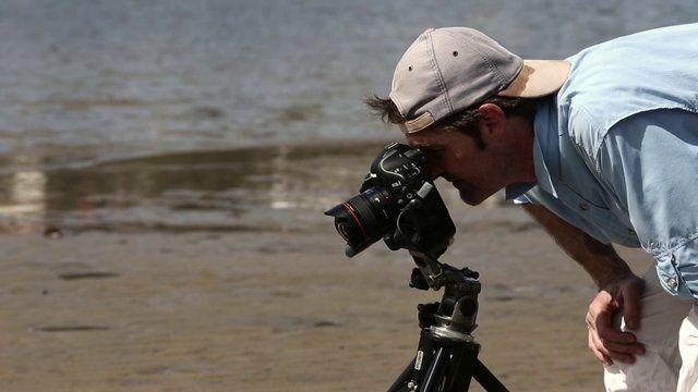 Watch award winning commercial photographer Urs Buhlman