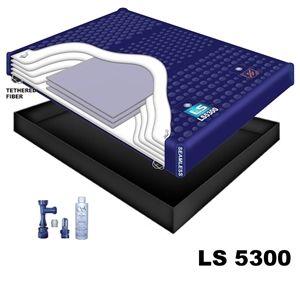 Luxury Support 5300 Waveless Waterbed Mattress