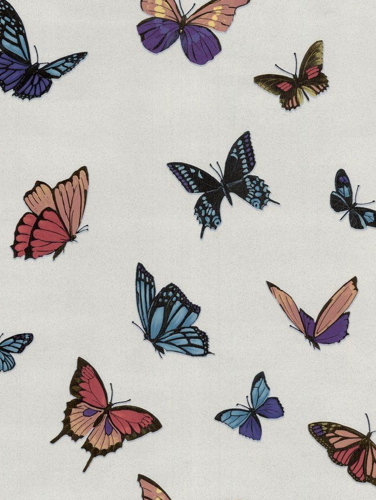 JULIEN MACDONALD Flutter By Wallpaper - Pearl | very.co.uk