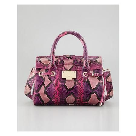 Rosalie Small Python Satchel Bag http://beso.ly/rd/4869296370?a=561623=1