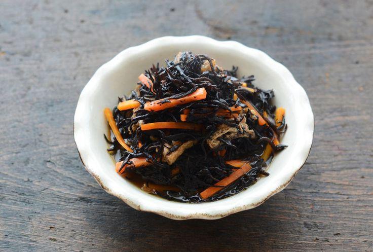ひじきの煮物のレシピ/作り方:白ごはん.com