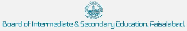 Matric Grade 10th Class Annual Exams Result 2017 Bise Faisalabad Board
