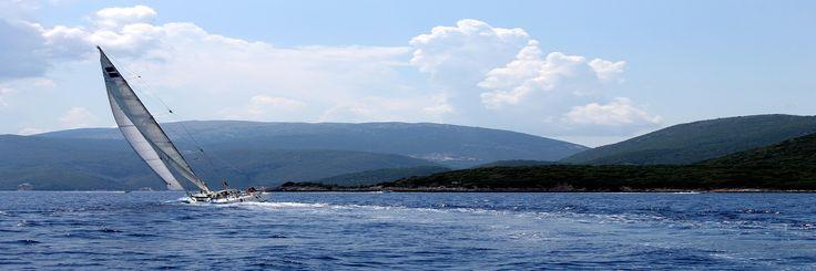 Moana60  Story! #barcaavela #vela #sailingboat #sailing #moana60 #imoca #cruise #crociere #baie #sup #greece #Zakynthos #kefallina #Ithaki #travel #vacanze #viaggi #estate #spiagge