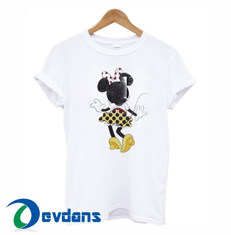Tag a friend who would love this!     $13.50    Buy one here---> https://www.devdans.com/product/minnie-mouse-t-shirt-women-men-size-s-3xl/