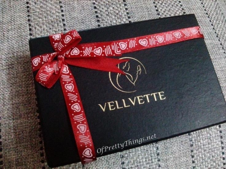 My February Vellvette Box