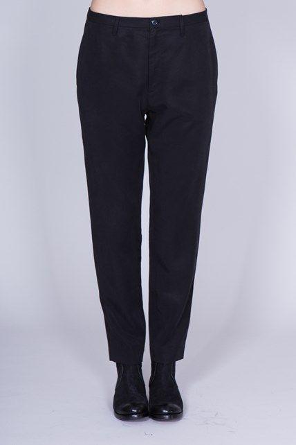 Krissy Trouser Black Lyocell