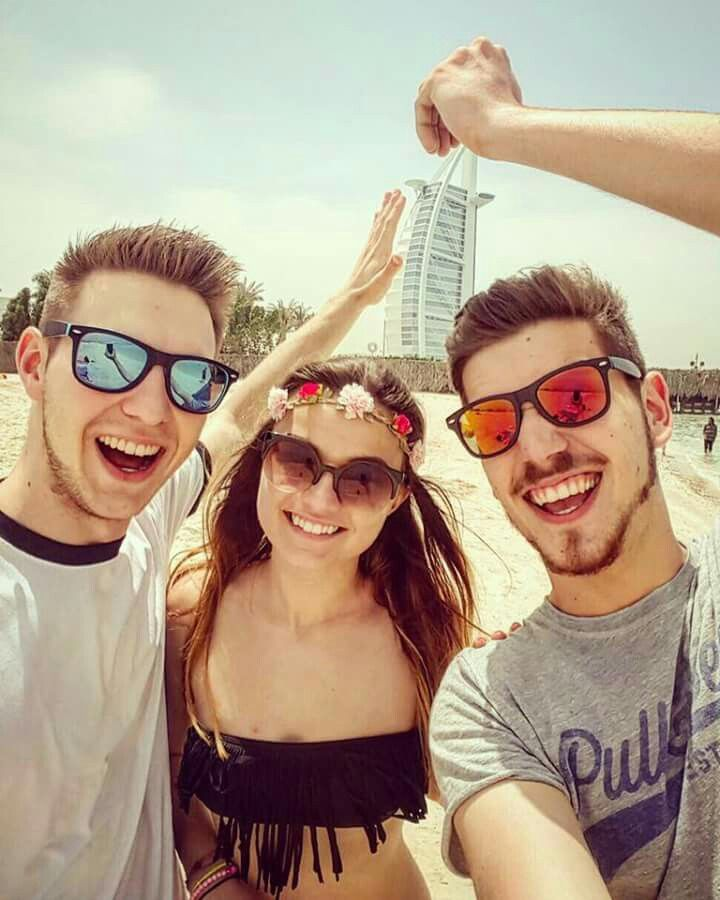 GogomanTV And Lucypug in  Dubai