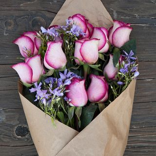 The perfect bouquet of roses, Overstock has a number of beautiful arrangements for your Valentines this year.