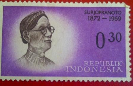 Surjopranoto, 1872-1959 : Indonesian Heroes