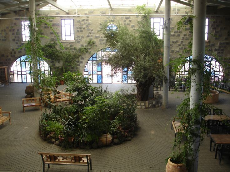 Our Visitor Center in Qatzrin, The Golan Heights, Israel