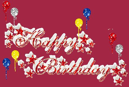 3d feliz cumpleaños | Gifs Animados De Feliz Cumpleanos. Gran colección de imagenes