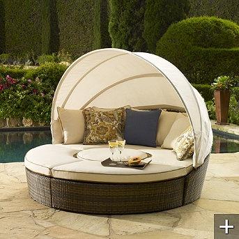 Deck furniture!