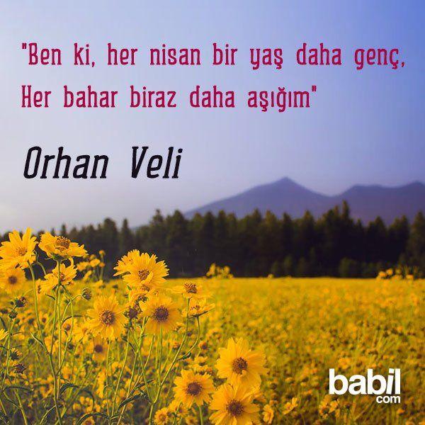 * Orhan Veli