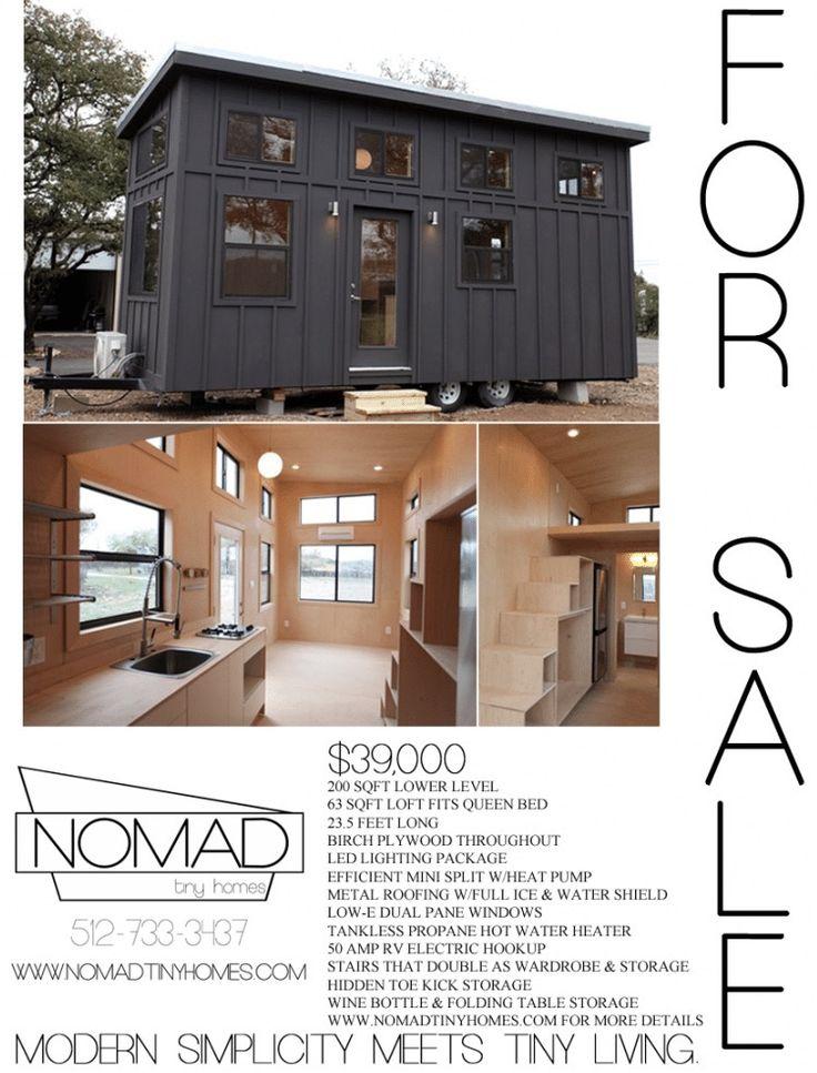 Black Pearl Tiny House by Nomad Tiny Homes 006