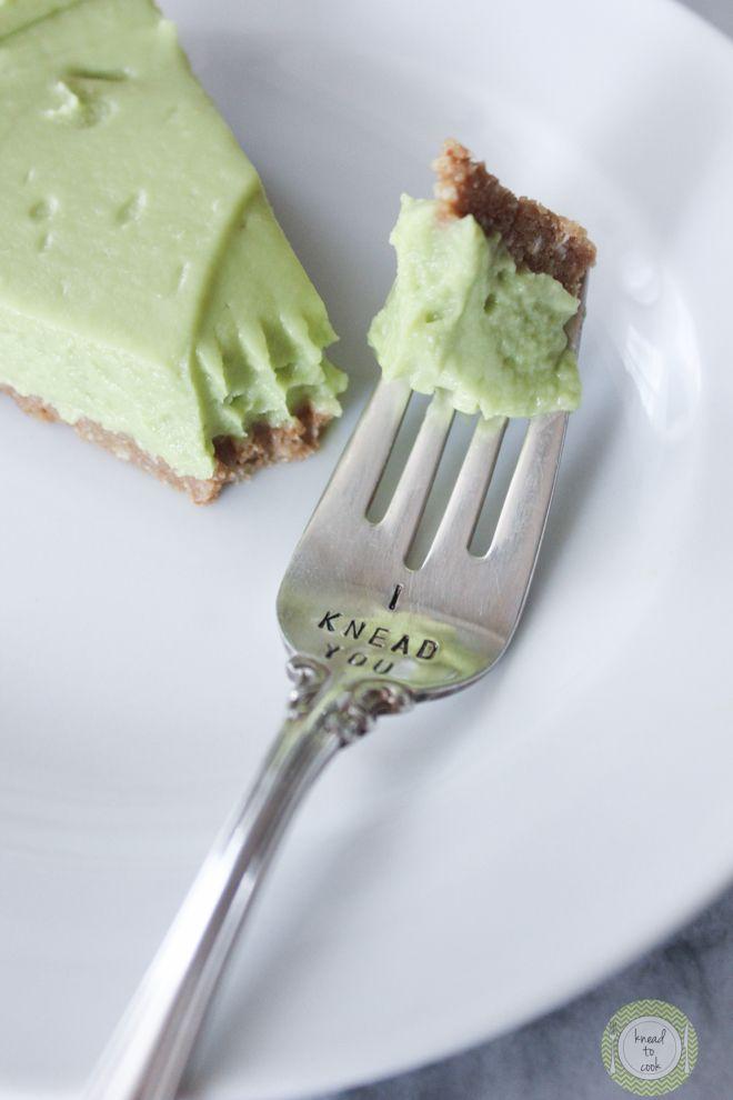 Raw Key Lime Pie. Gluten Free. Vegan. - Knead to Cook
