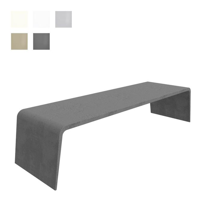 Tisch Betonoptik Liv 3000 X 1000 X 770 Mm