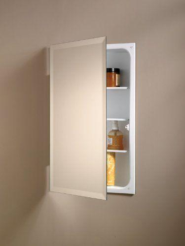 Elegant 14x24 Recessed Medicine Cabinet