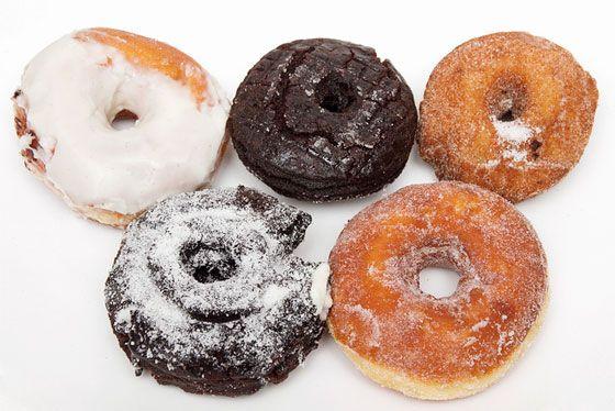 Best Cinnamon Sugar Cake Doughnut: Pies 'n' Thighs