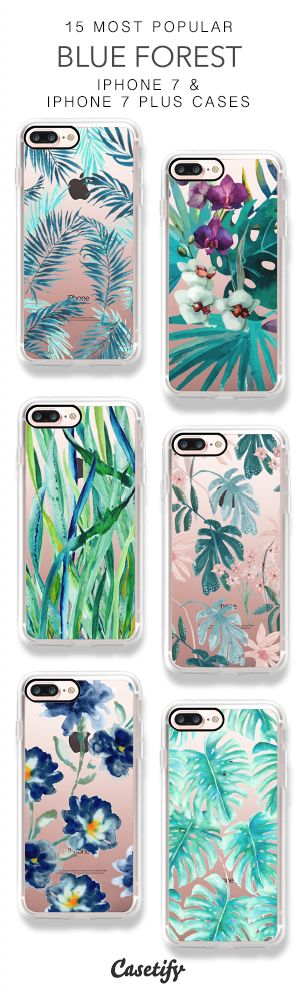 15 Most Popular Blue Forest iPhone 7 Cases & iPhone 7 Plus Cases here > https://www.casetify.com/collections/top_100_designs#/?vc=bQAhQLj9SE