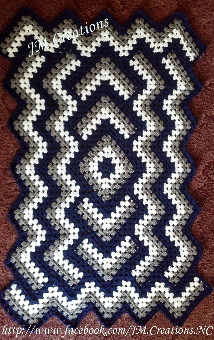 Drop in the Pond Afghan - $50  Choose your colors!    Check us out on Facebook to place an order!    http://www.facebook.com/JM.Creations.NC