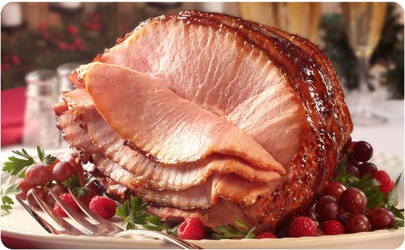 Holiday Glazed Ham ~ Prepare this super-easy ham glaze in just 15 minutes! | BetterThanBouillon.com