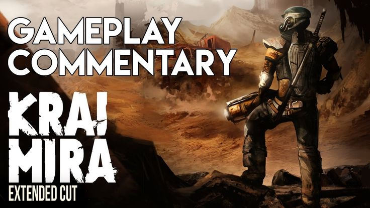 Krai Mira Extended Cut Gameplay | Post-apocalyptic indie RPG game