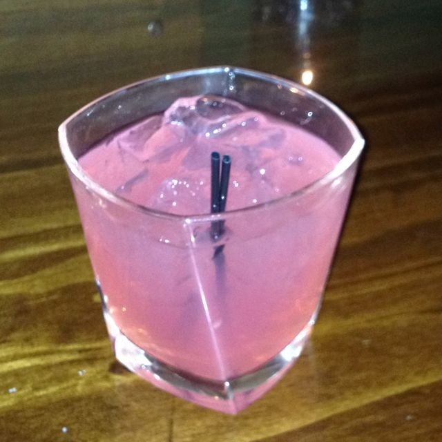 Cotton Candy Pinnacle Vodka and pink lemonade. My fav drink!