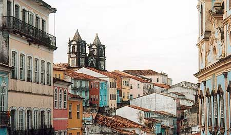 Folha Online - Turismo - América do Sul - Brasil - Salvador - Pelourinho