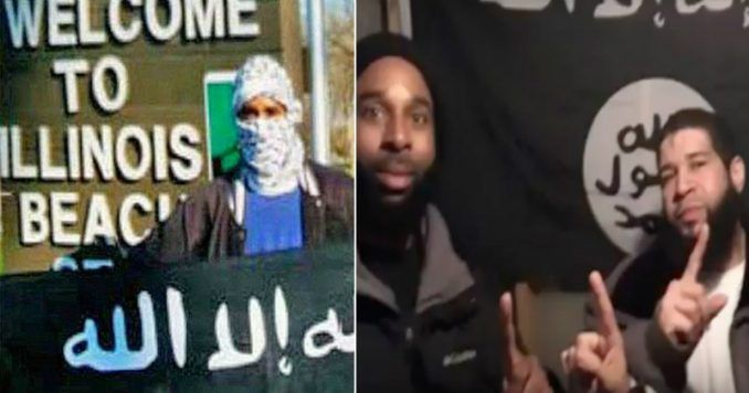 As Muslims Flaunt ISIS Flag In Chicago, FBI Makes Terrifying Discovery