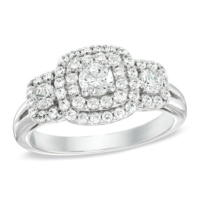 32 Best Zales Engagement Rings Images On Pinterest
