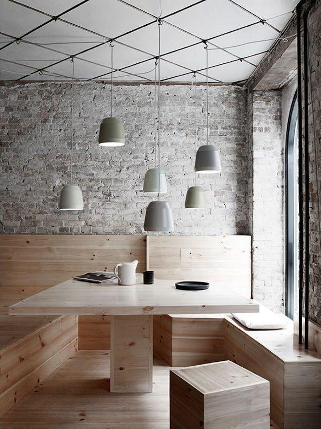 Мебель в стиле минимализм #минимализм #интерьер